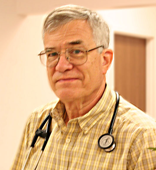 Dr. Edgar Boone is a primary care physician at Senior LIFE Uniontown.