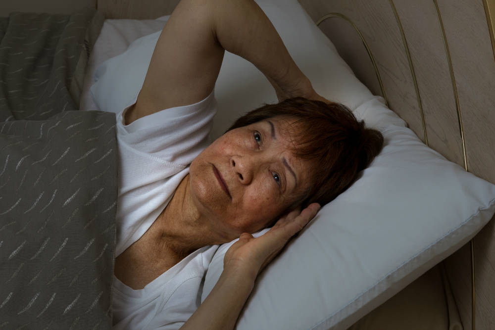 How our sleep changes as we age.