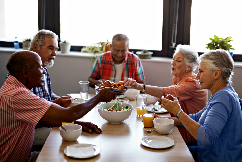 Nutrition as we age plays a key role in our quality of life.