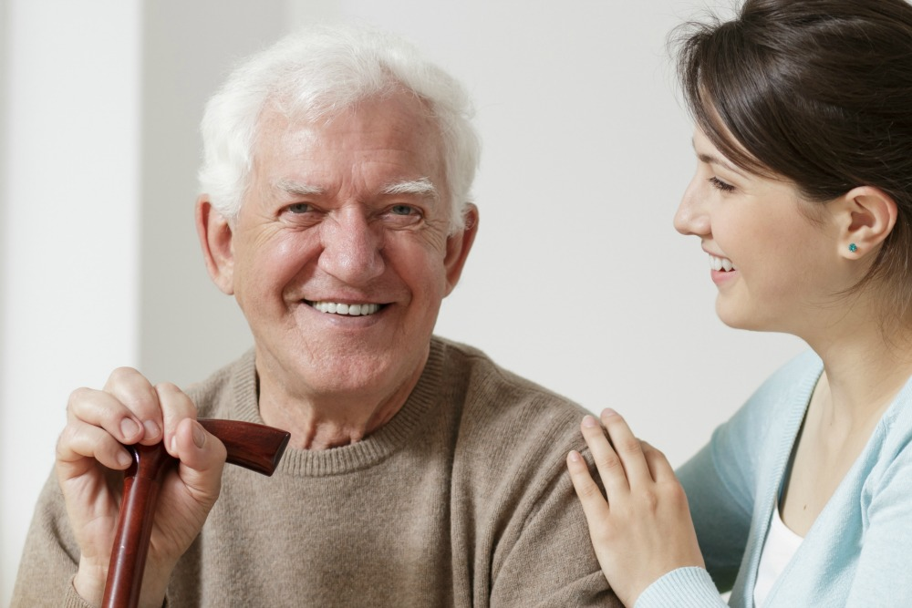 Aging at home often requires making basic changes to the home environment.