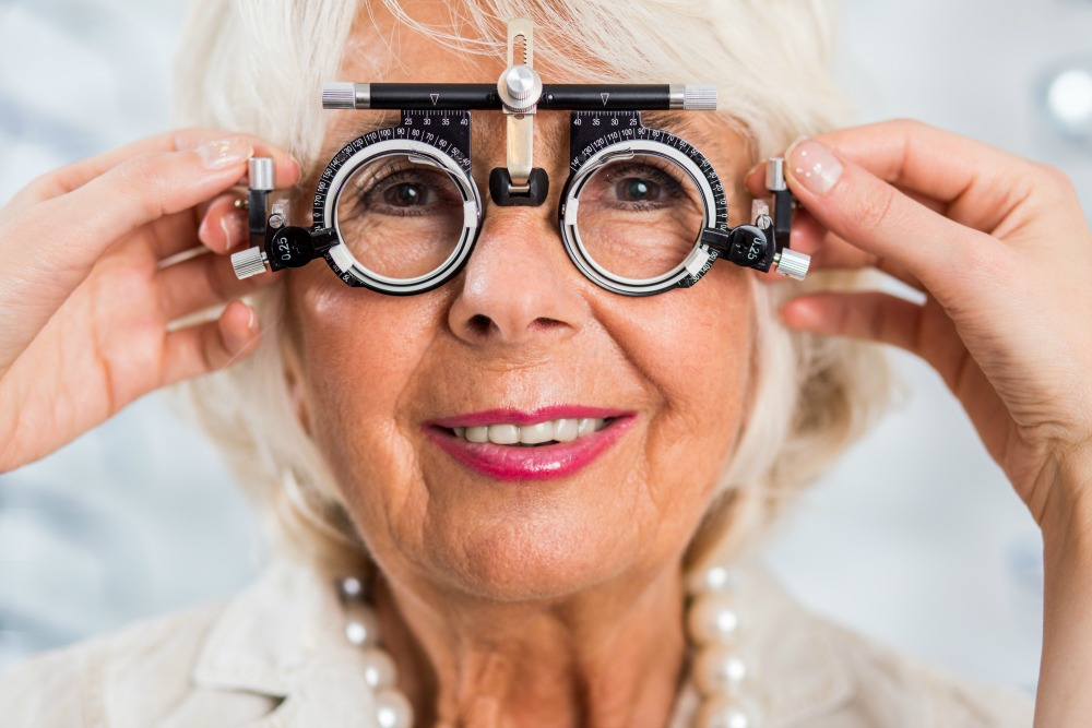 Learn the ins and outs of senior eye health and vision changes to be on the lookout for.