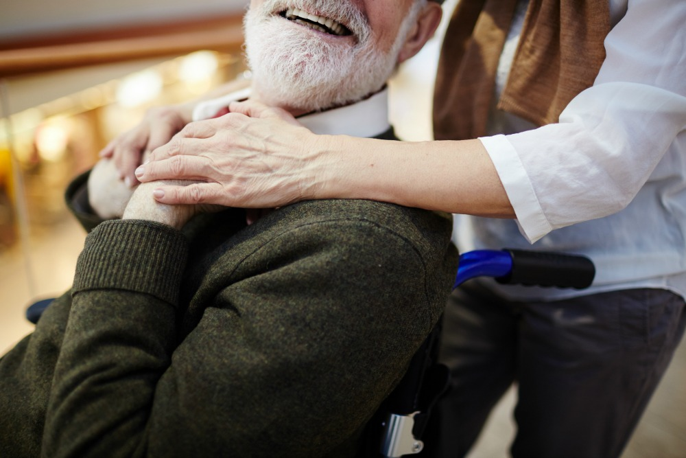 The role of the caregiver in Senior LIFE.