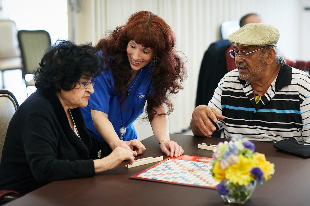 The Senior LIFE Program is an alternative option under Community HealthChoices.