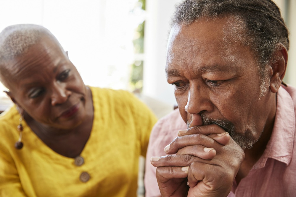 It's often challenging to be a dementia caregiver.